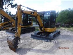 Caterpillar 304E2CR、履带挖掘机、建筑设备