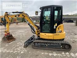Caterpillar 304ECR, Crawler Excavators, Construction