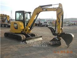 Caterpillar 305.5E, Crawler Excavators, Construction