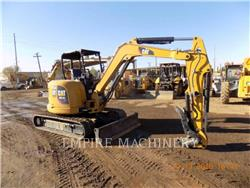 Caterpillar 305.5E2 OR, Excavadoras de cadenas, Construcción