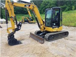 Caterpillar 305E2, Excavatoare pe senile, Constructii