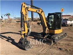 Caterpillar 305E2, Escavadoras de rastos, Equipamentos Construção