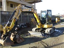 Caterpillar 305E2 CRCB, Excavatoare pe senile, Constructii