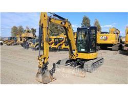 Caterpillar 305E2 CRCB、履带挖掘机、建筑设备