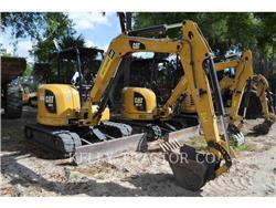 Caterpillar 305E2CR、履带挖掘机、建筑设备