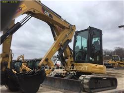 Caterpillar 305E2LC, Crawler Excavators, Construction