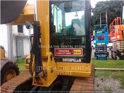 Caterpillar 306, Crawler Excavators, Construction