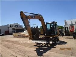 Caterpillar 307E, Crawler Excavators, Construction
