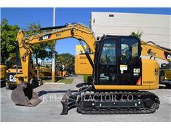Caterpillar 307E2、履带挖掘机、建筑设备