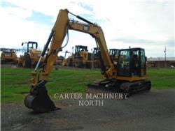 Caterpillar 308-07CR, Crawler Excavators, Construction