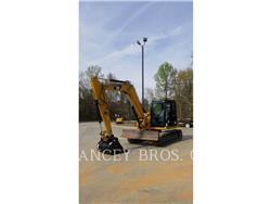Caterpillar 308E2、履带挖掘机、建筑设备