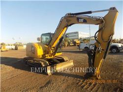 Caterpillar 308E2 SB, Escavatori cingolati, Attrezzature Da Costruzione