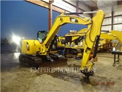 Caterpillar 308E2 SB, Excavadoras de cadenas, Construcción