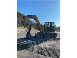 Caterpillar 308E2 SBS, Excavatoare pe senile, Constructii
