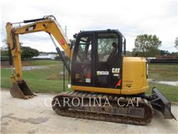 Caterpillar 308E2CR, Crawler Excavators, Construction