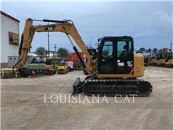 Caterpillar 308E2CR SB, Crawler Excavators, Construction