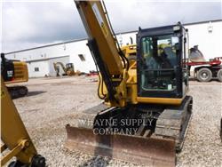 Caterpillar 308E2CRSB, Raupenbagger, Bau-Und Bergbauausrüstung