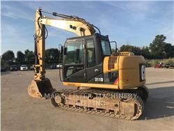 Caterpillar 311DLRR, Escavadoras de rastos, Equipamentos Construção