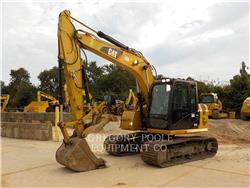 Caterpillar 311F L RR, Crawler Excavators, Construction