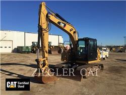Caterpillar 311FRR, Crawler Excavators, Construction
