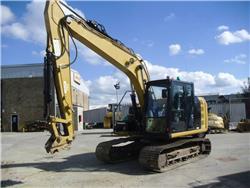 Caterpillar 312E, Pelle sur chenilles, Équipement De Construction