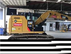 Caterpillar 312E, Crawler Excavators, Construction