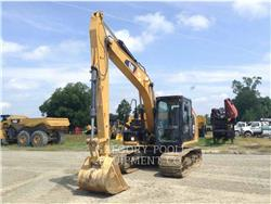 Caterpillar 312E L, Crawler Excavators, Construction