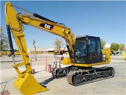 Caterpillar 313F GC, Crawler Excavators, Construction