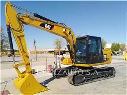 Caterpillar 313F GC, Raupenbagger, Bau-Und Bergbauausrüstung