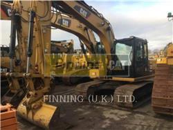 Caterpillar 313FL GC, Raupenbagger, Bau-Und Bergbauausrüstung