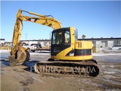Caterpillar 314CLCR, Escavadoras de rastos, Equipamentos Construção