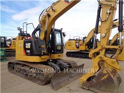 Caterpillar 314E LCR, Excavatoare pe senile, Constructii