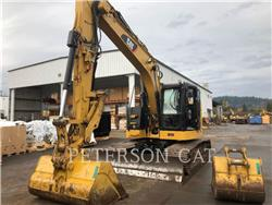 Caterpillar 314E LCR, Excavadoras de cadenas, Construcción