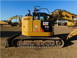 Caterpillar 314E LCR P, Pelle sur chenilles, Équipement De Construction
