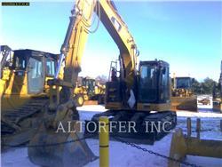 Caterpillar 314EL CR, Excavadoras de cadenas, Construcción