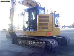 Caterpillar 314EL CR、履带挖掘机、建筑设备