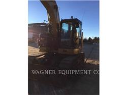Caterpillar 314EL CR, Crawler Excavators, Construction