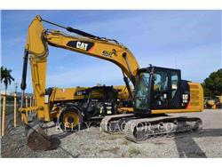 Caterpillar 316 E, Escavadoras de rastos, Equipamentos Construção