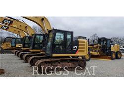 Caterpillar 316E 10, Crawler Excavators, Construction