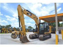 Caterpillar 316EL, Crawler Excavators, Construction