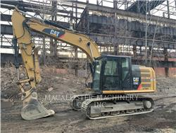 Caterpillar 316EL, Crawler Excavators, Construction
