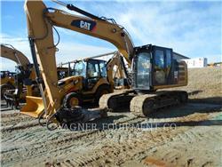 Caterpillar 316EL HMR, Excavatoare pe senile, Constructii