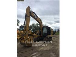 Caterpillar 316EL9, Excavatoare pe senile, Constructii