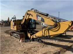 Caterpillar 316FL P, Excavatoare pe senile, Constructii