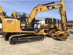Caterpillar 318E TH, Koparki gąsienicowe, Sprzęt budowlany