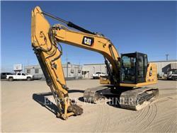 Caterpillar 320-07 THP, Koparki gąsienicowe, Sprzęt budowlany