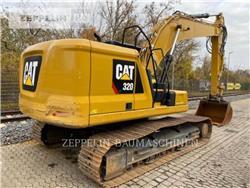 Caterpillar 320-07A, Crawler Excavators, Construction
