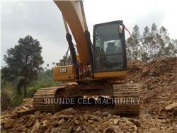 Caterpillar 320-07GC, Escavadoras de rastos, Equipamentos Construção