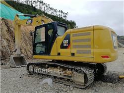 Caterpillar 320-07GC, Pelle sur chenilles, Équipement De Construction