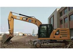 Caterpillar 320-07GC, Crawler Excavators, Construction